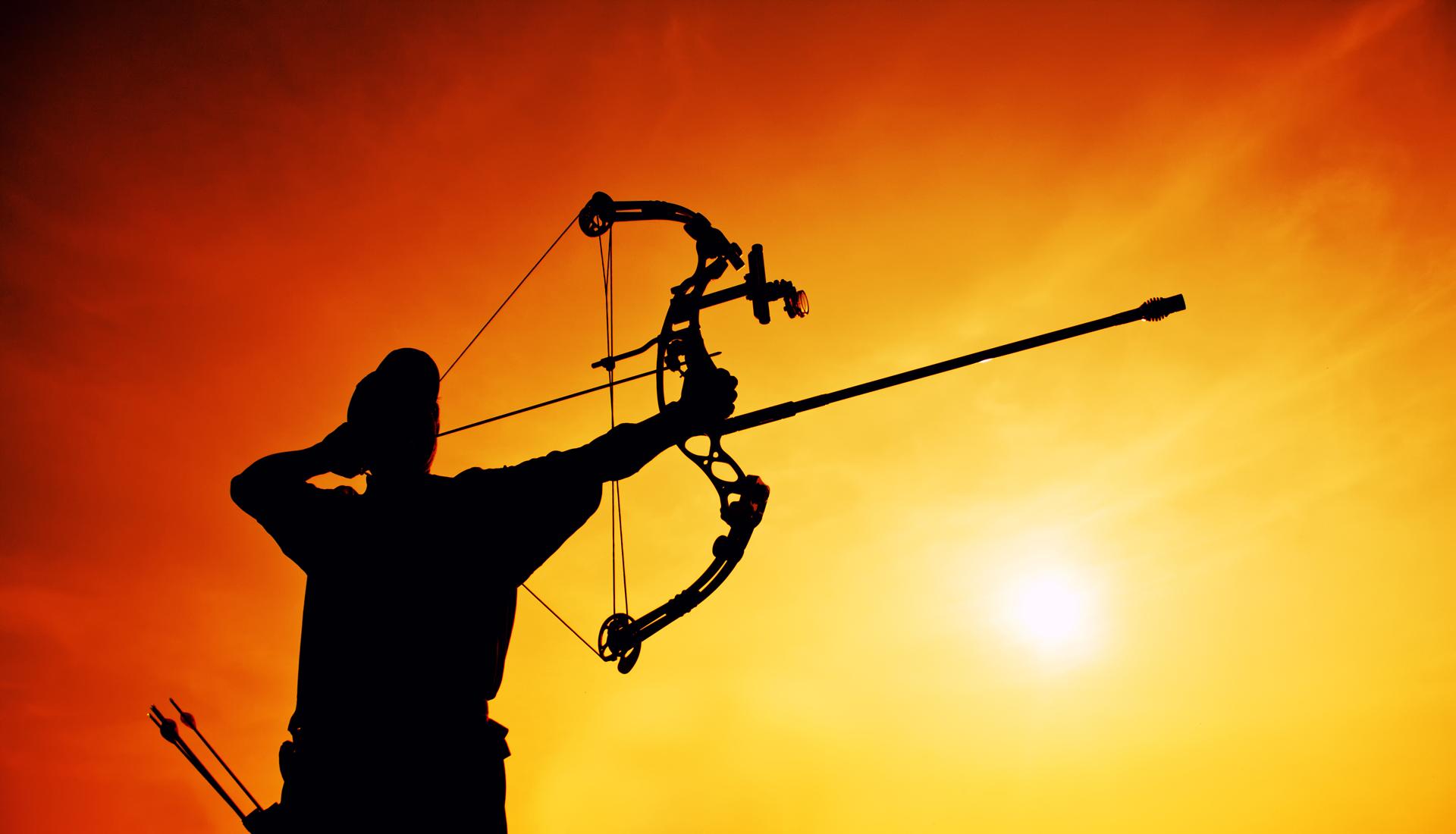 Archer-Silhouette